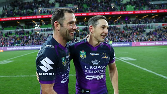 Smith and Slater to be honoured with statues at AAMI Park