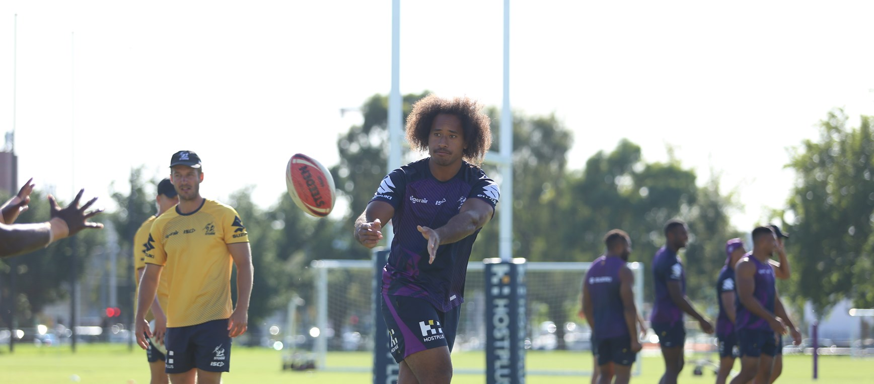 More from the training track - Pre-season week 10