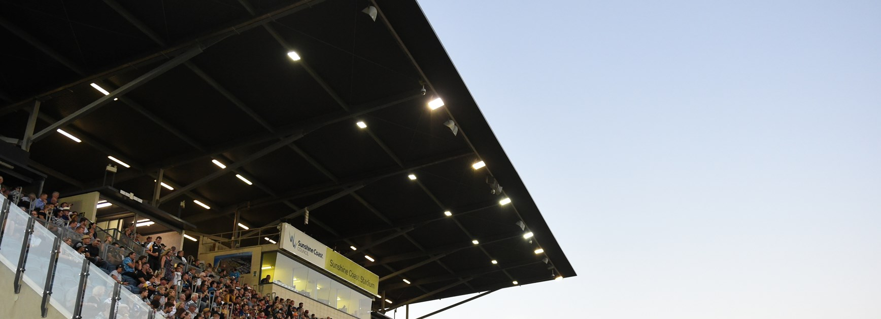 New lights to turn on for Storm v Titans
