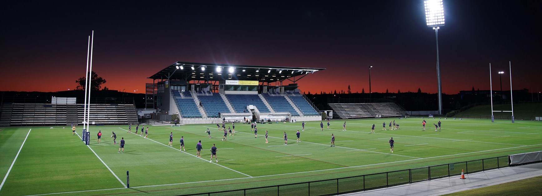 Everything you need to know about the Storm at Sunshine Coast Stadium