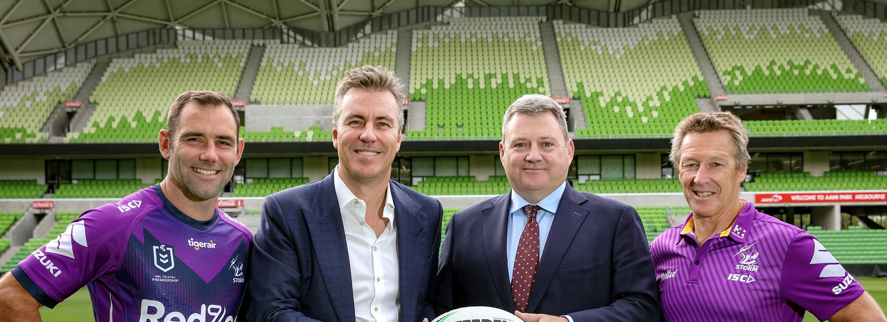 Bart Campbell to stand down as Storm Chairman