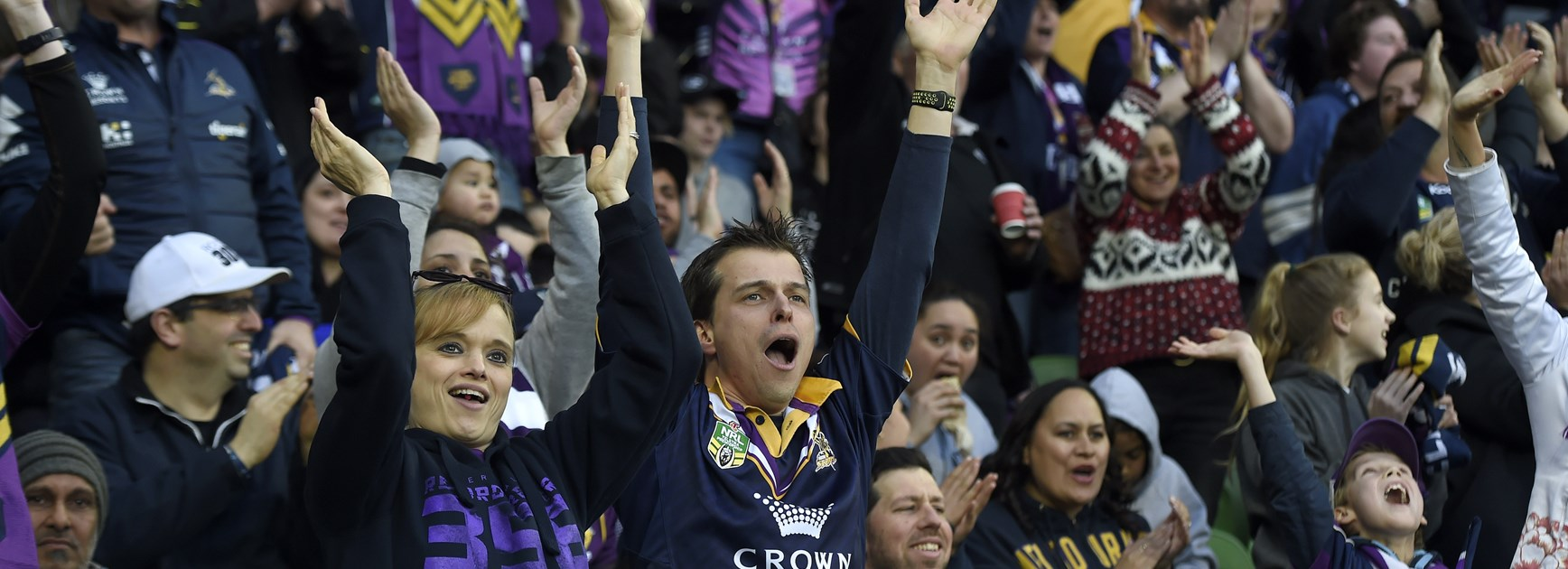 Melbourne Storm Member Pledge