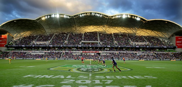 10 years of AAMI Park