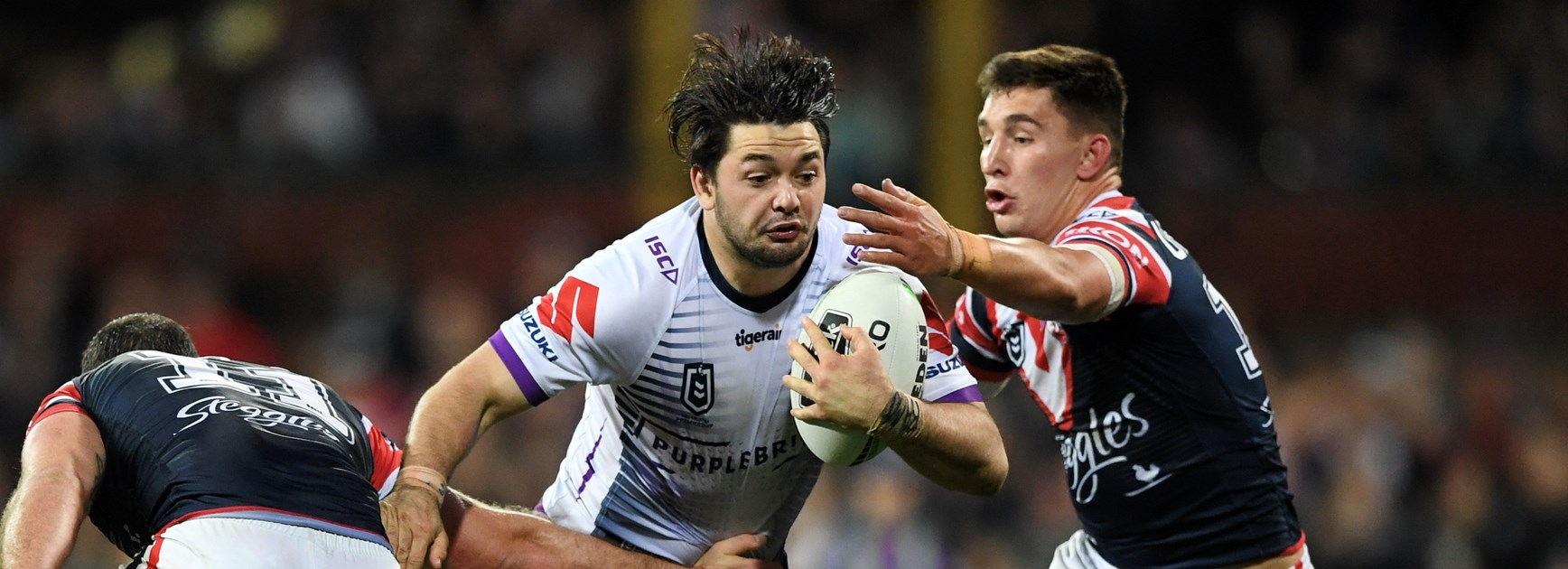 Brandon Smith on future at Melbourne Storm