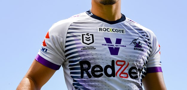 Storm take heed of Slater's words as 'Our home - Victoria' symbol wins hearts