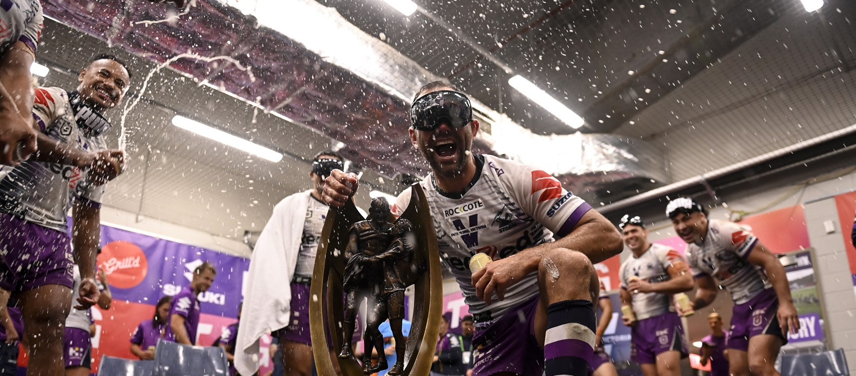 In pictures: NRL Grand Final