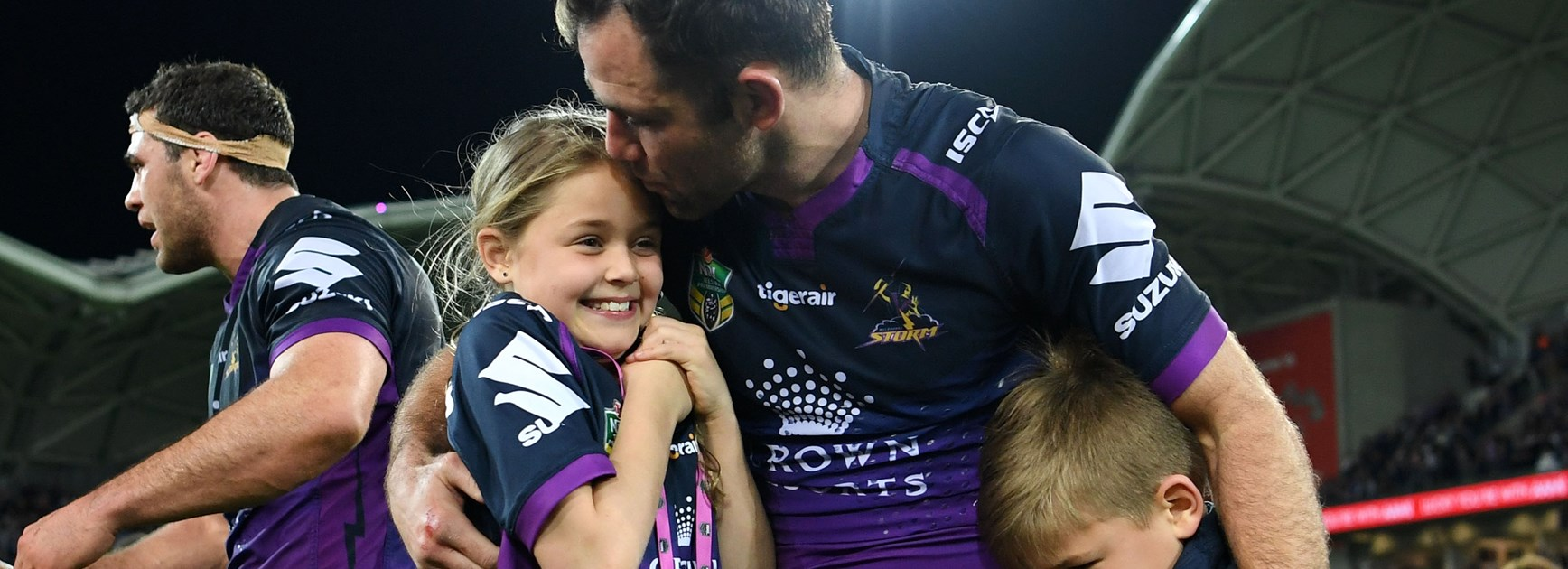 Cameron Smith on being a father