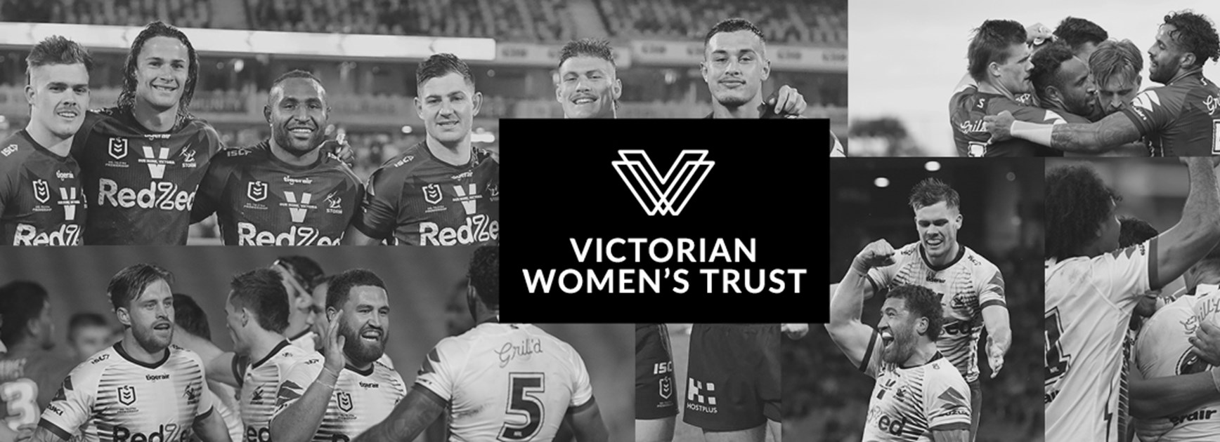 Women in League Round - Storm x Victorian Women's Trust