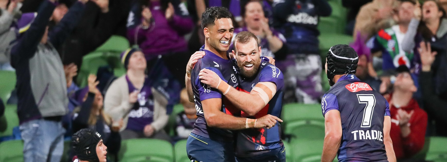 Round 7 snapshot: Prop surges into Dally M contention